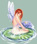 гоблен: Водна лилия