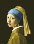гоблен:Момичето с перлените обеци