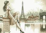 гоблен: Дама в Париж