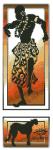 гоблен: АФРИКАНСКИ МОТИВ 2