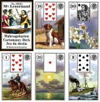 Гадателни карти на Мадам Ленорманд