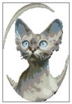 гоблен: СИЯМСКО КОТЕ