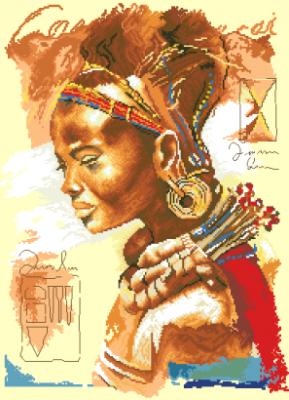 гоблен: АФРИКАНКАТА
