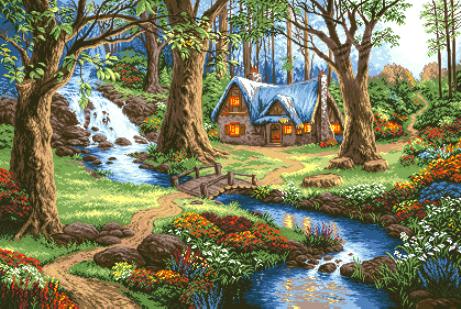 Пейзажи природа картинки