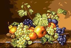 гоблен: Есенни плодове 1:4
