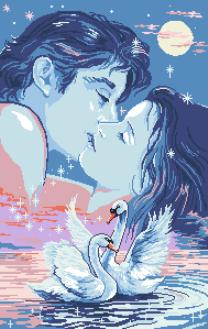 гоблен: Романтична любов