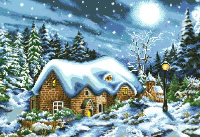 гоблен: Зимно вълшебство