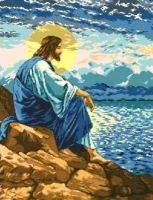 гоблен: ИСУС И МОРЕТО