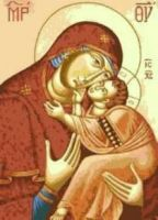 БОГОРОДИЦА ХРАМА В НЕСЕБЪР