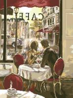 гоблен: ЗАКУСКА В ПАРИЖ