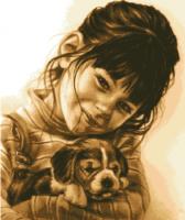 гоблен: Моето малко кученце