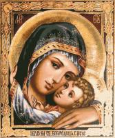гоблен: Образ на Света Богородица